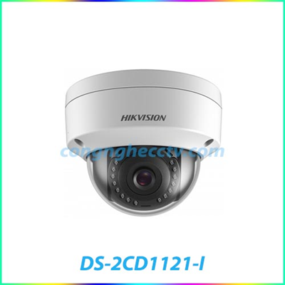 CAMERA IP DS-2CD1121-I 2.0 MEGAPIXEL