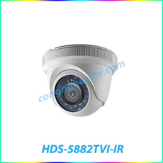 Camera HD-TVI Dome  HDPARAGON HDS-5882TVI-IR