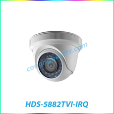 Camera HD-TVI Dome HDPARAGON HDS-5882TVI-IRQ