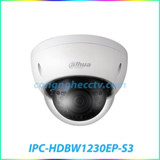 CAMERA IP IPC-HDBW1230EP-S3 2.0 MEGAPIXEL