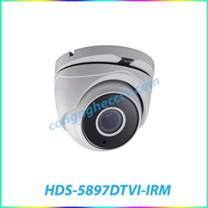 Camera Dome 4 in 1 hồng ngoại 5.0 Megapixel HDPARAGON HDS-5897DTVI-IRM