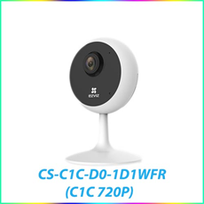 Camera IP EZVIZ CS-C1C-D0-1D1WFR (C1C 720P)