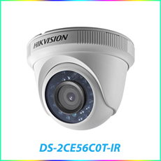 CAMERA DS-2CE56C0T-IR 1.0 MEGAPIXEL