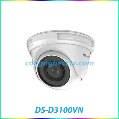 CAMERA IP DS-D3100VN 1.0 MEGAPIXEL