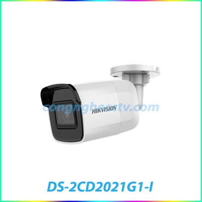 CAMERA IP DS-2CD2021G1-I 2.0 MEGAPIXEL