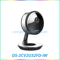 CAMERA IP WIFI DS-2CV2U32FD-IW 3.0 MEGAPIXEL