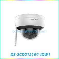 CAMERA IP WIFI DS-2CD2121G1-IDW1 2.0 MEGAPIXEL