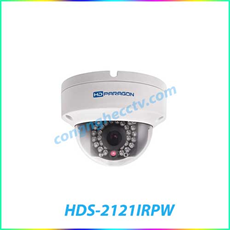 Camera IP Dome  HDPARAGON HDS-2121IRPW