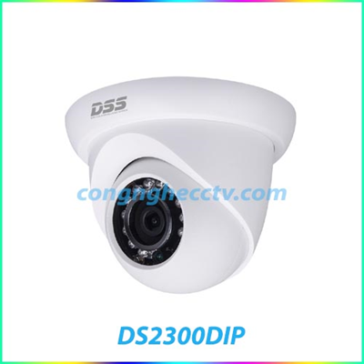 CAMERA IP DS2300DIP 3.0 MEGAPIXEL