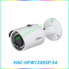 CAMERA HAC-HFW1200SP-S4 2.0 MEGAPIXEL