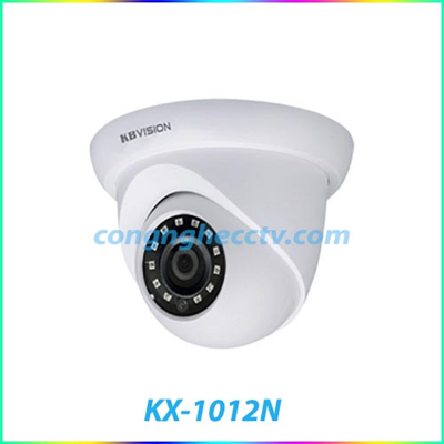 CAMERA IP KBVISION-USA KX-1012N 1.0MP