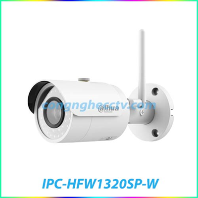 CAMERA IP WIFI IPC-HFW1320SP-W 3.0 MEGAPIXEL