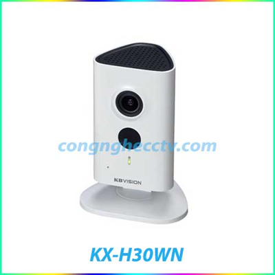 CAMERA IP WIFI KX-H30WN 3.0 MEGAPIXEL