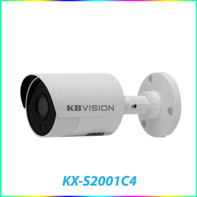 CAMERA STTARLIGHT KX-S2001C4 2.0 MEGAPIXEL